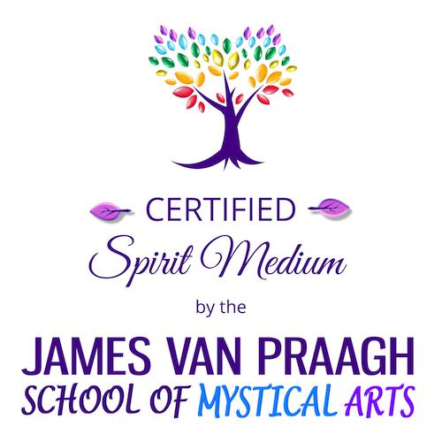 James Van Praagh Certification